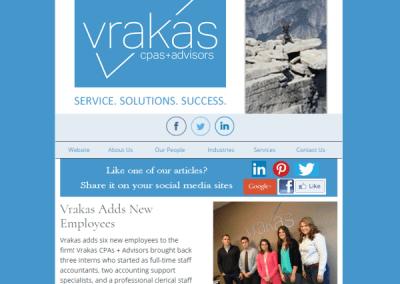 Vrakas CPAs + Advisors Newsletter – October 12, 2016