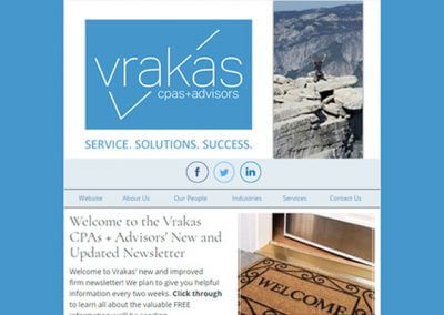 Vrakas CPAs + Advisors Newsletter – September 7, 2016