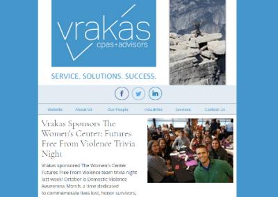 Vrakas CPAs Newsletter – October 26, 2016
