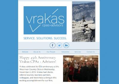 Vrakas CPAs Newsletter – November 9, 2016