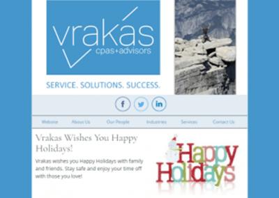 Vrakas CPAs Newsletter- December 21, 2016