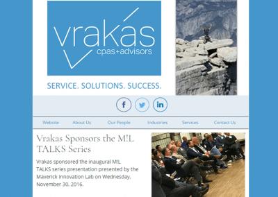 Vrakas CPAs Newsletter- December 7, 2016