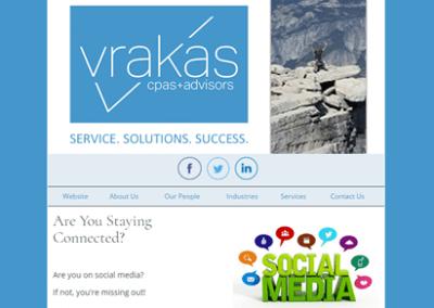 Vrakas CPAs Newsletter – March 15, 2017