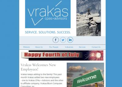 Vrakas CPAs Newsletter – July 5, 2017