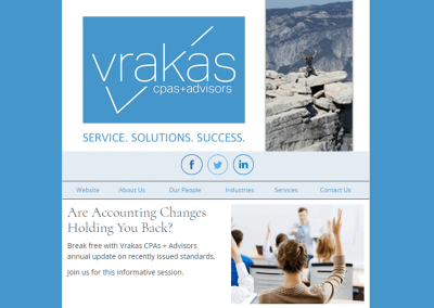 Vrakas CPAs Newsletter – August 30, 2017