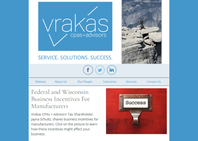 Vrakas CPAs Newsletter – September 27, 2017