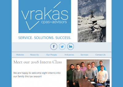 Vrakas CPAs Newsletter – January 17, 2018