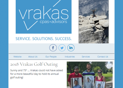 Vrakas CPAs Newsletter – July 5, 2018