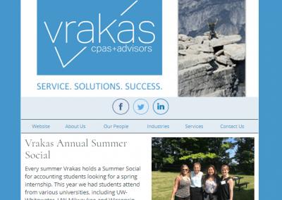 Vrakas CPAs Newsletter – August 1, 2018
