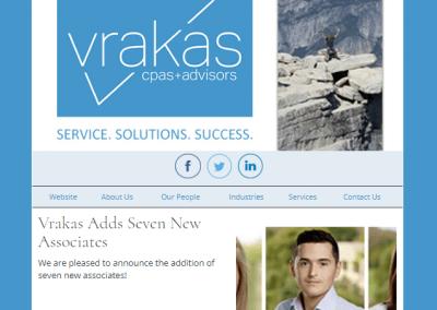 Vrakas CPAs Newsletter – October 24, 2018