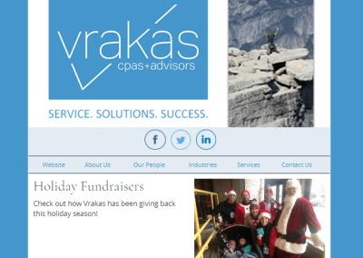 Vrakas CPAs Newsletter – December 5, 2018