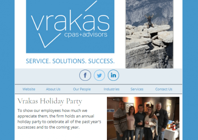 Vrakas CPAs Newsletter – January 16, 2019