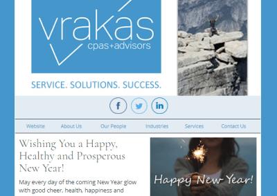 Vrakas CPAs Newsletter – January 2, 2019