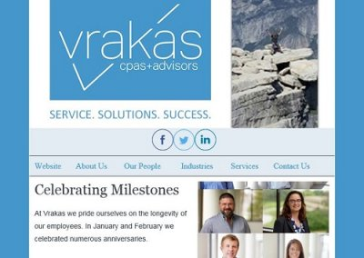 Vrakas CPAs Newsletter – February 13, 2019