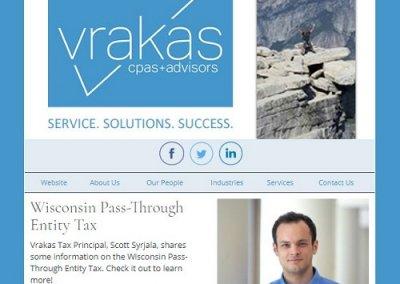 Vrakas CPAs Newsletter – February 27, 2019