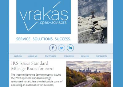 Vrakas CPAs Newsletter – January 15, 2020