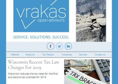 Vrakas CPAs Newsletter – February 12, 2020