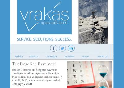 Vrakas CPAs Newsletter – July 1, 2020
