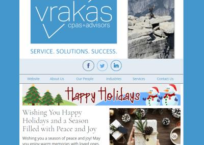 Vrakas CPAs Newsletter – December 16, 2020