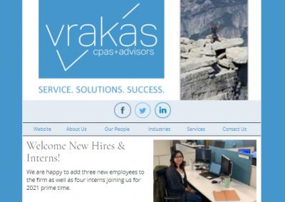 Vrakas CPAs Newsletter – January 13, 2021