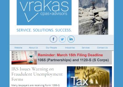 Vrakas CPAs Newsletter – March 10, 2021