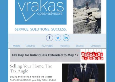 Vrakas CPAs Newsletter – March 24, 2021